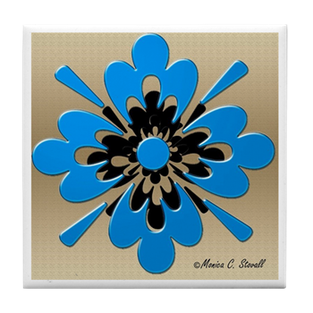MONICA C TILE COASTER DESIGNS - 2009-2018 Monica C. Stovall